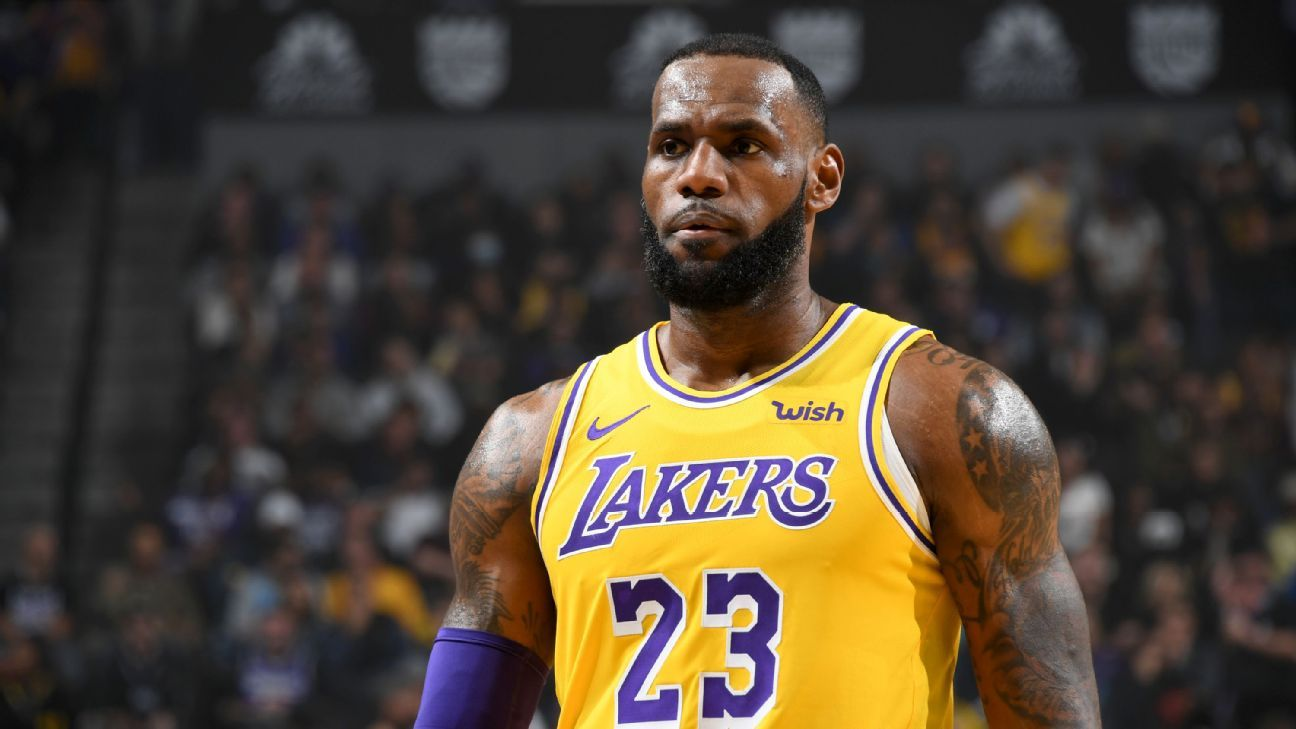 NBA -- Lakers finally defend and reach .500 fb3111ca9