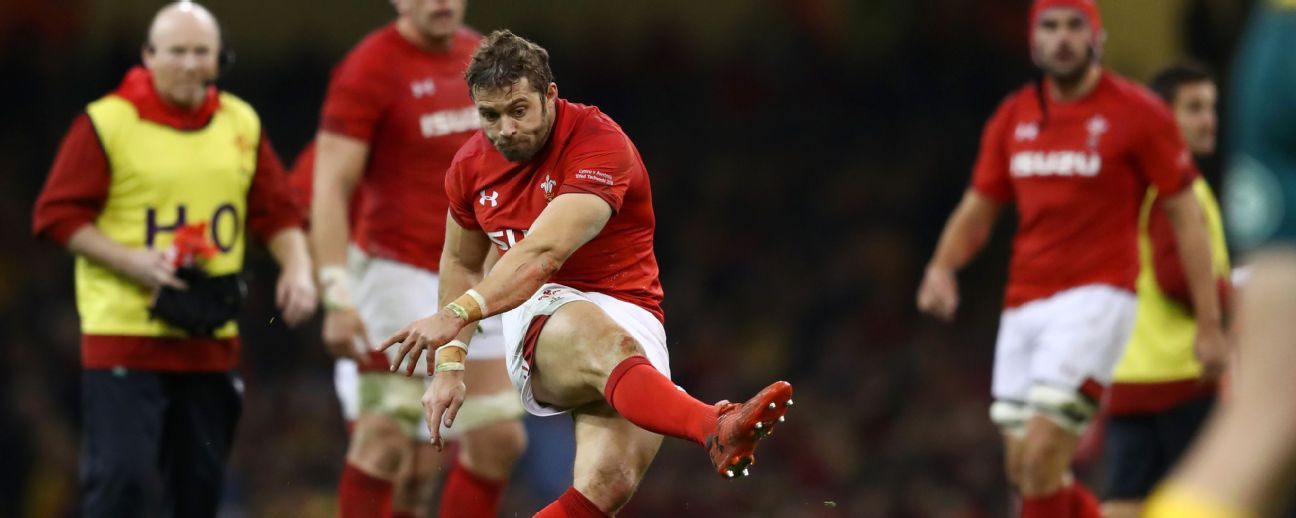 Halfpenny included in extended Wales Six Nations squad