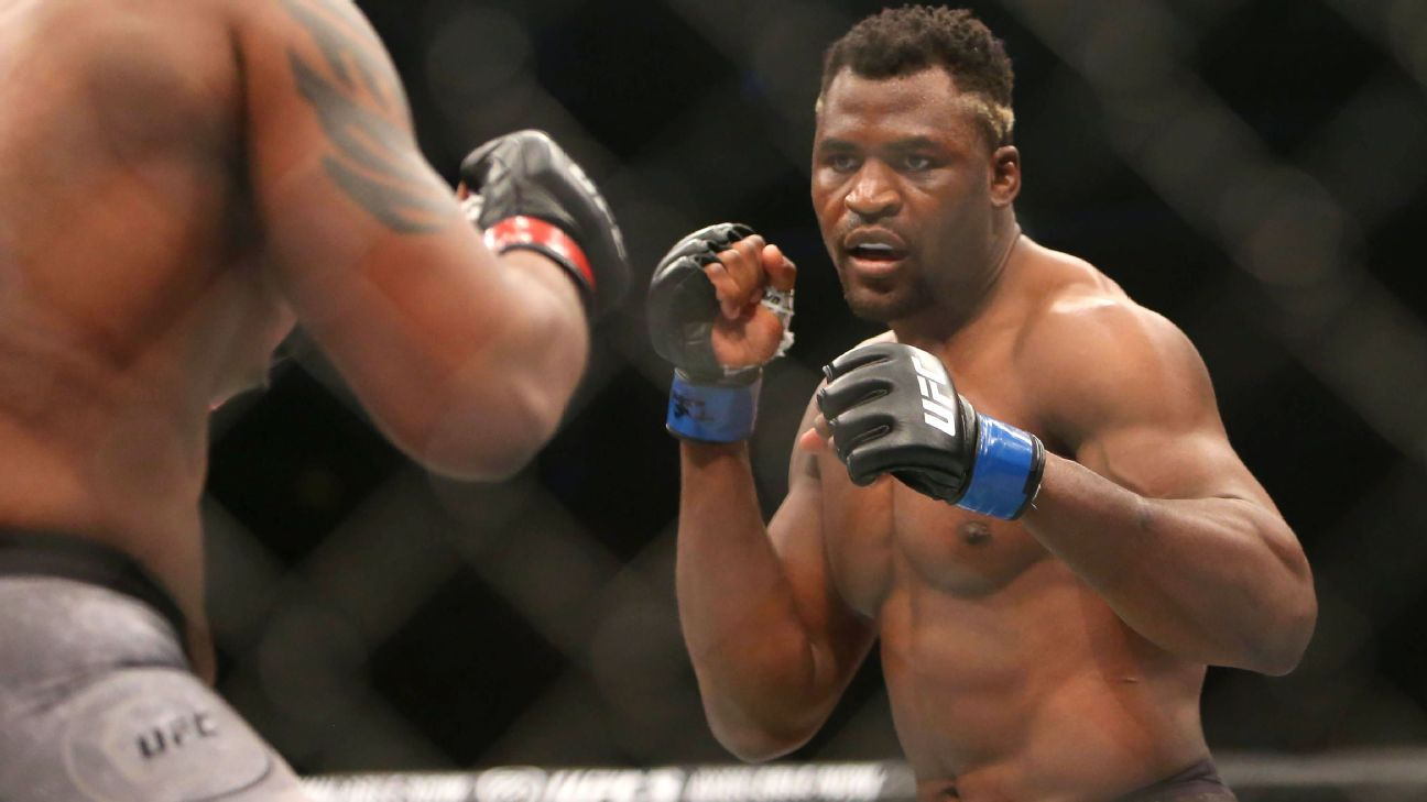 UFC's Ngannou joins cast of 'Fast & Furious 9'