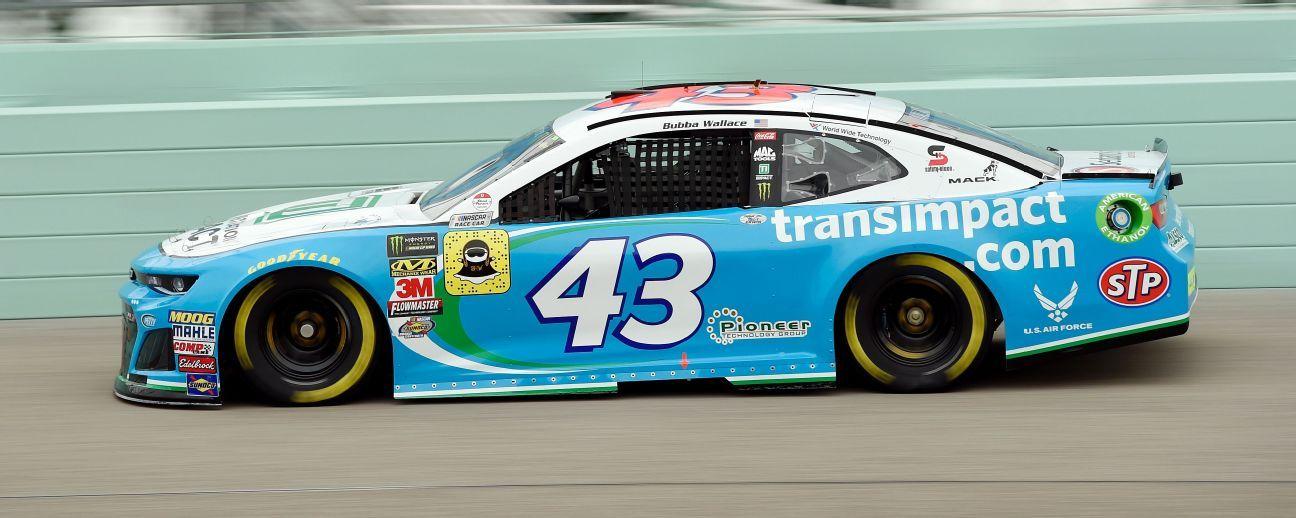 Richard Petty Motorsports >> 2018 Nascar Cup Series Paint Schemes Team 43 Richard Petty