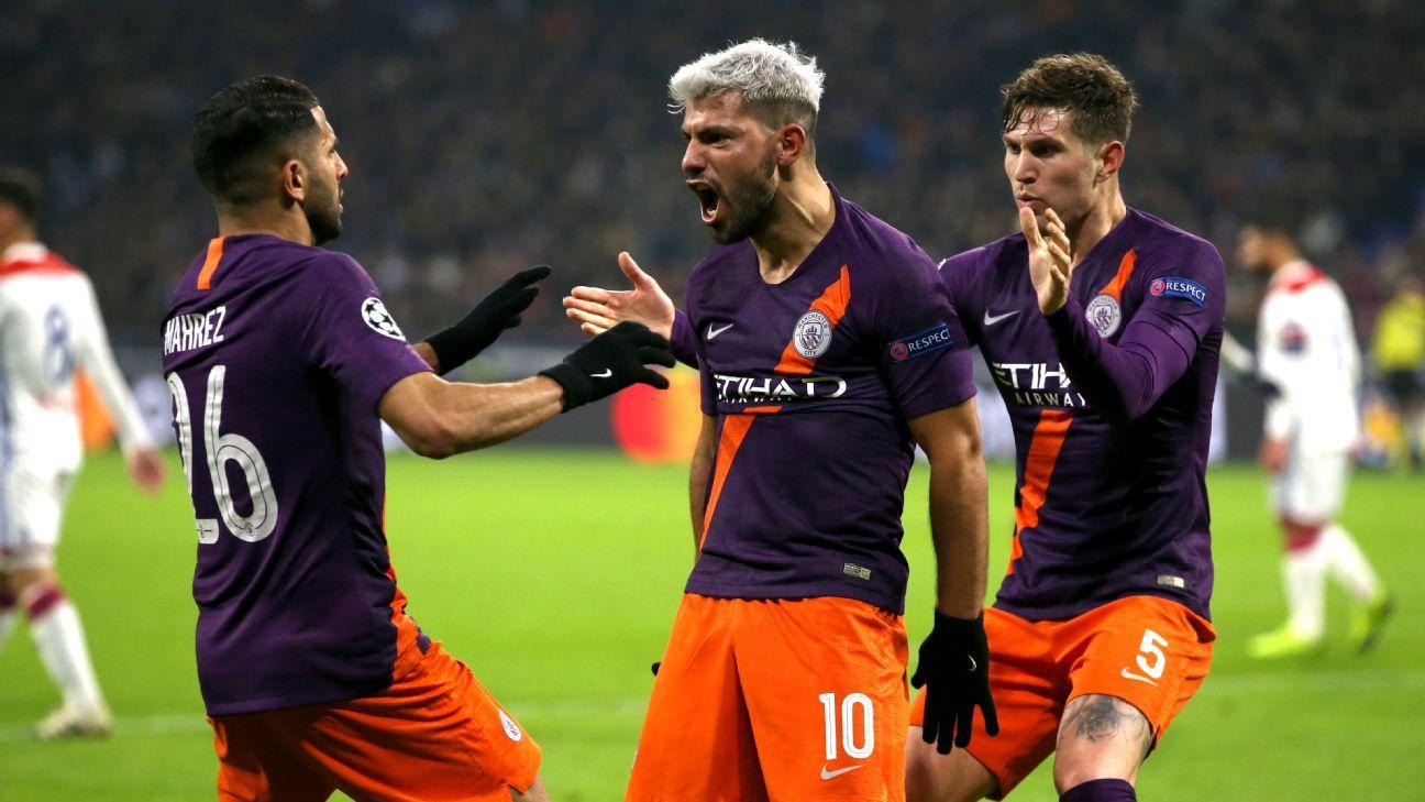 Manchester City: Lyon Vs. Manchester City