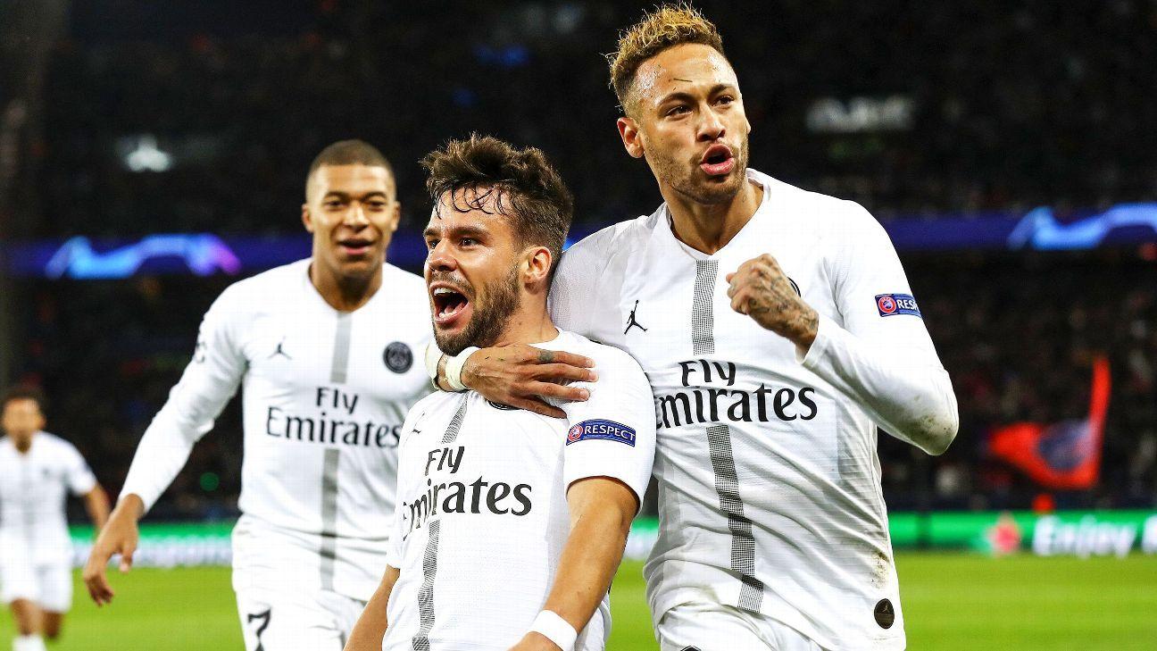 Paris Saint-Germain vs  Liverpool - Football Match Summary