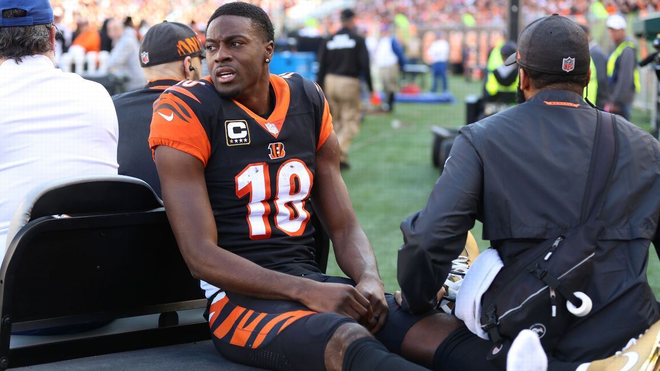 A.J. Green s emotional exit a reflection of Bengals  2018 season -  Cincinnati Bengals Blog- ESPN b16022a05