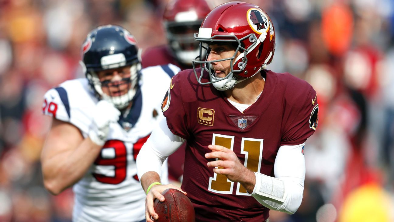 Alex Smith s recovery timetable makes drafting a QB more probable -  Washington Redskins Blog- ESPN 96186d4c7