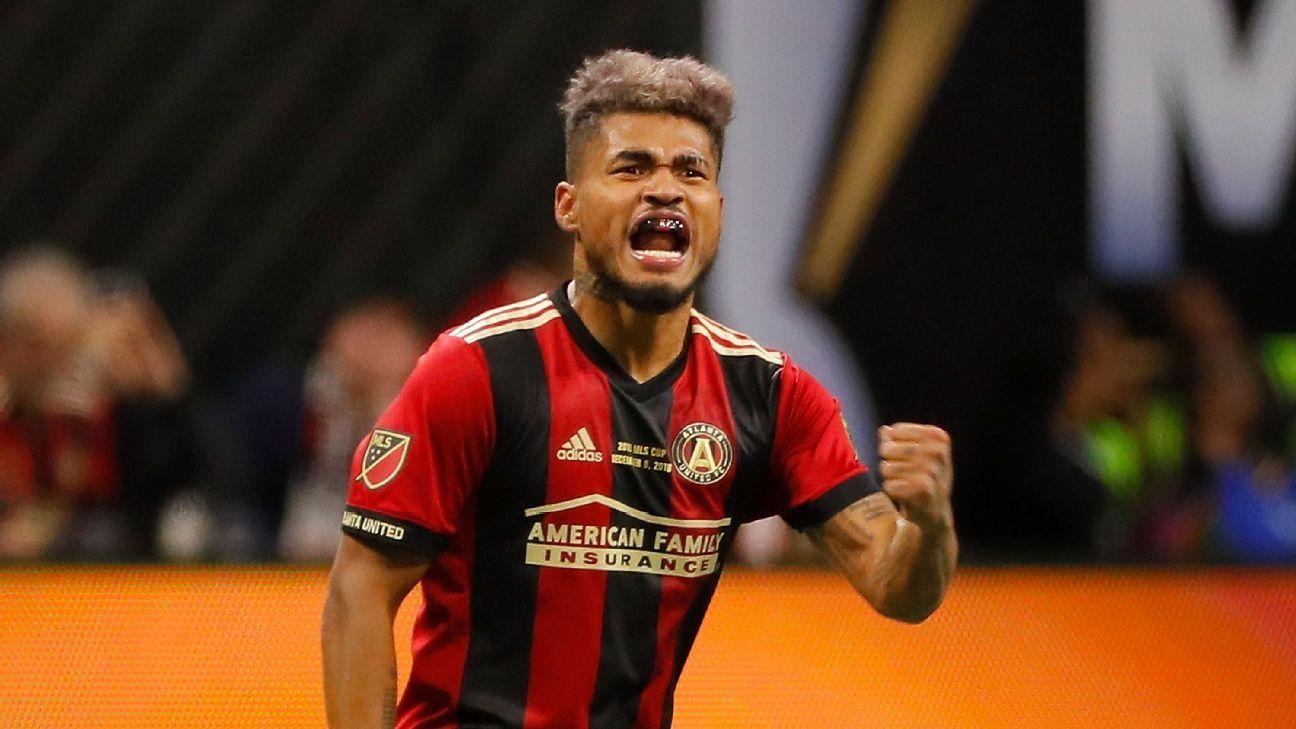 Josef Martínez renueva cinco años con Atlanta United