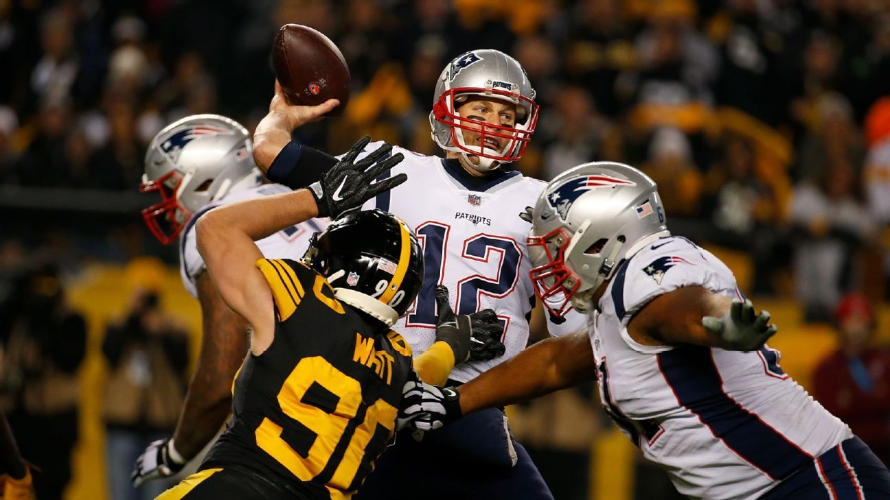 5c1d53276 Self-inflicted wounds hurt Patriots in loss to Steelers - New England  Patriots Blog- ESPN