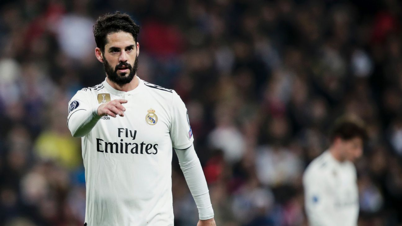Transfer Talk: Arsenal, Manchester City interested in Real's Isco