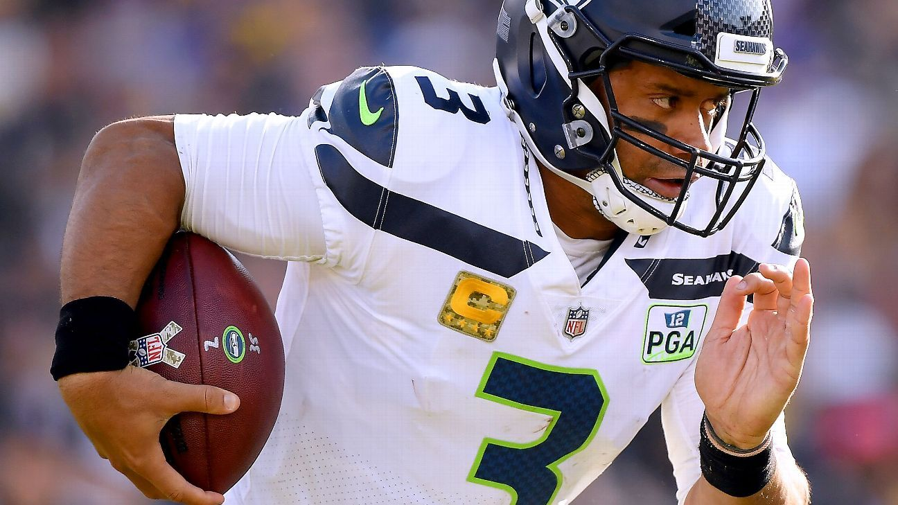 Russell Wilson will not sign an extension with the Seahawks this season if they don't reach agreement by his midnight Monday deadline, sources told ESPN.