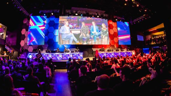 No one mold for esports venues as arenas continue to grow