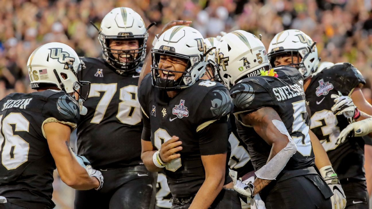 UCF Knights senior class part of an incredible turnaround 6293478b5