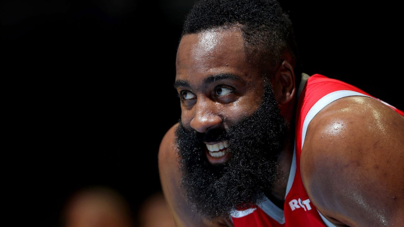 57e48cd3a311 Houston Rockets GM Daryl Morey says James Harden may be  best offensive  player of all time