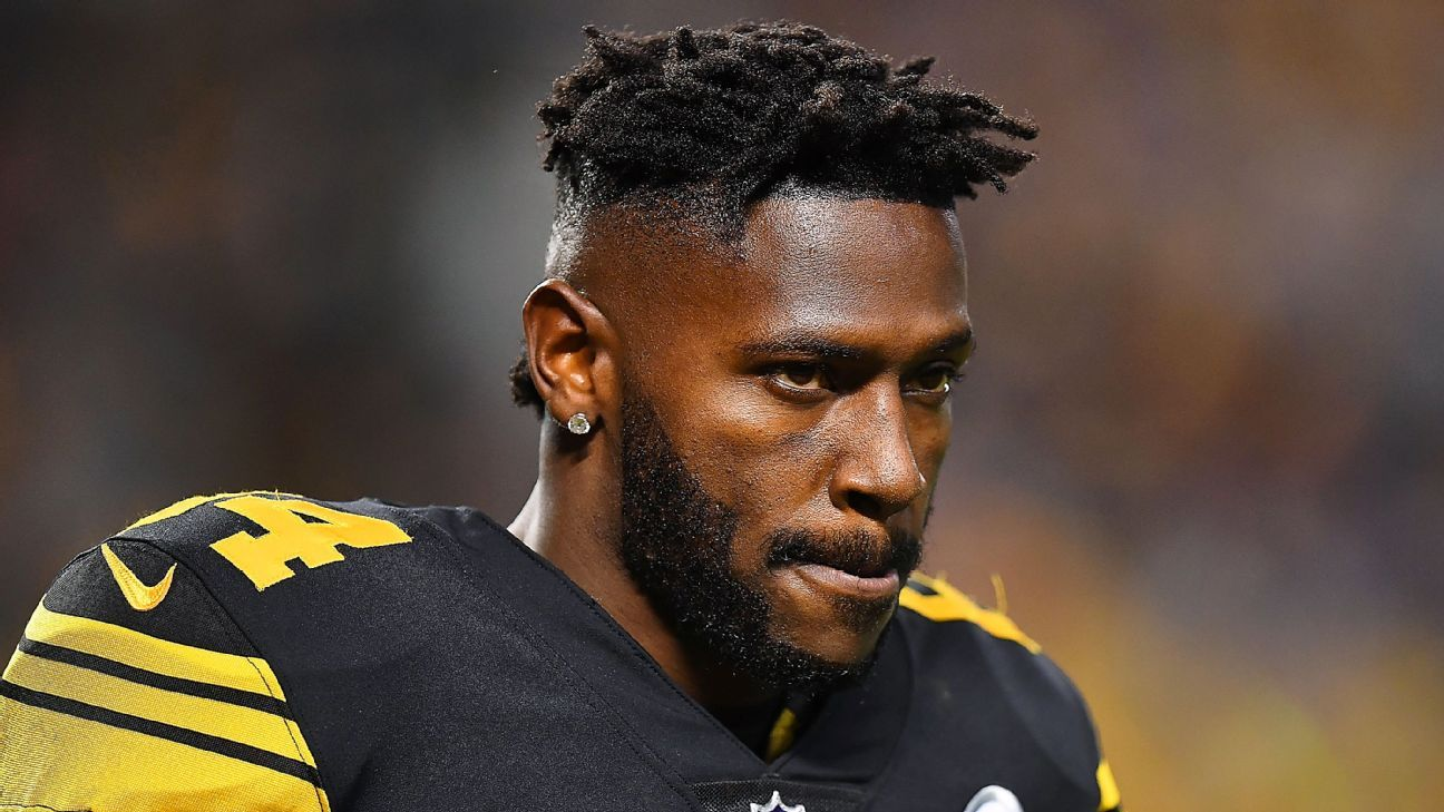 Jerry Rice, asked to discuss a FaceTime discussion he had with Antonio Brown, says the disgruntled Steelers receiver wants to play for the 49ers