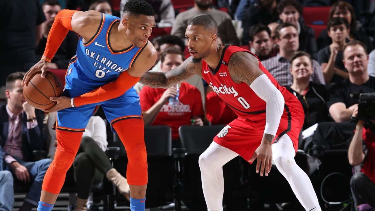 Westbrook on win in Portland: 'It's a personal thing for me'