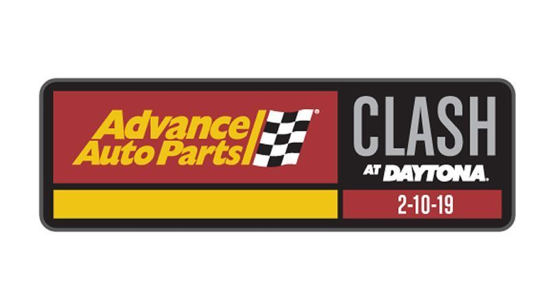 2019 Advance Auto Parts Clash at Daytona Race Page