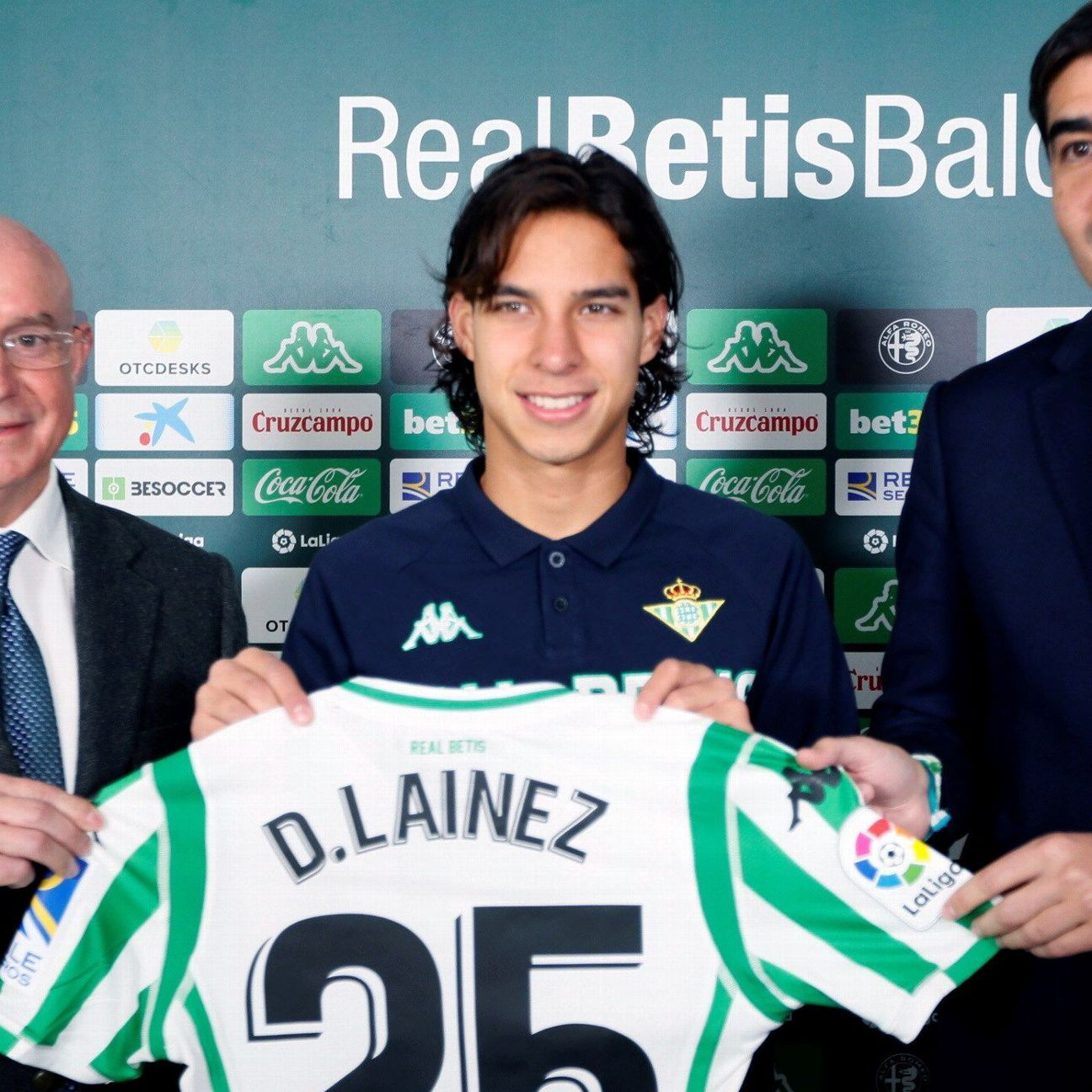 c8c2ce639 Mexico youngster Diego Lainez  Joining Real Betis  best decision  for me