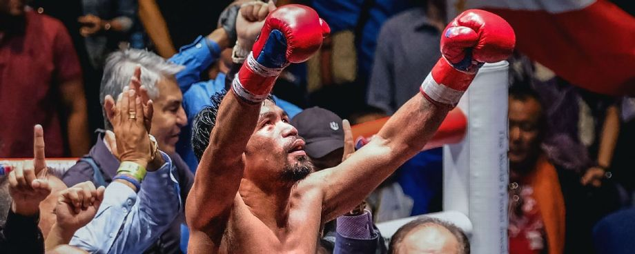 Manny Pacquiao's longevity in boxing a rare feat