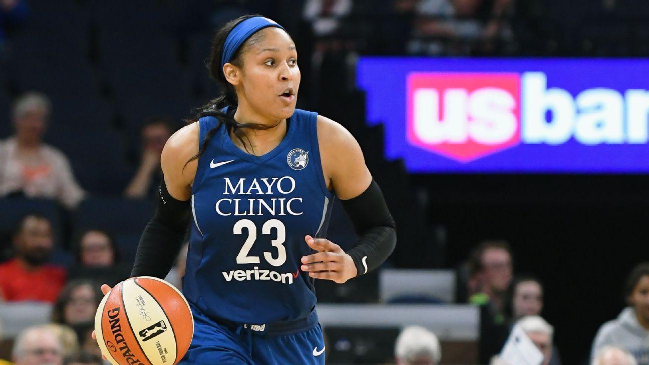 Minnesota Lynx Women's Basketball - Lynx News, Scores ...
