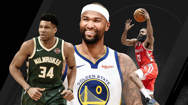 NBA Power Rankings Week 15 - DeMarcus Cousins returns to the court as  Warriors retake No. 1 b09e8d17b