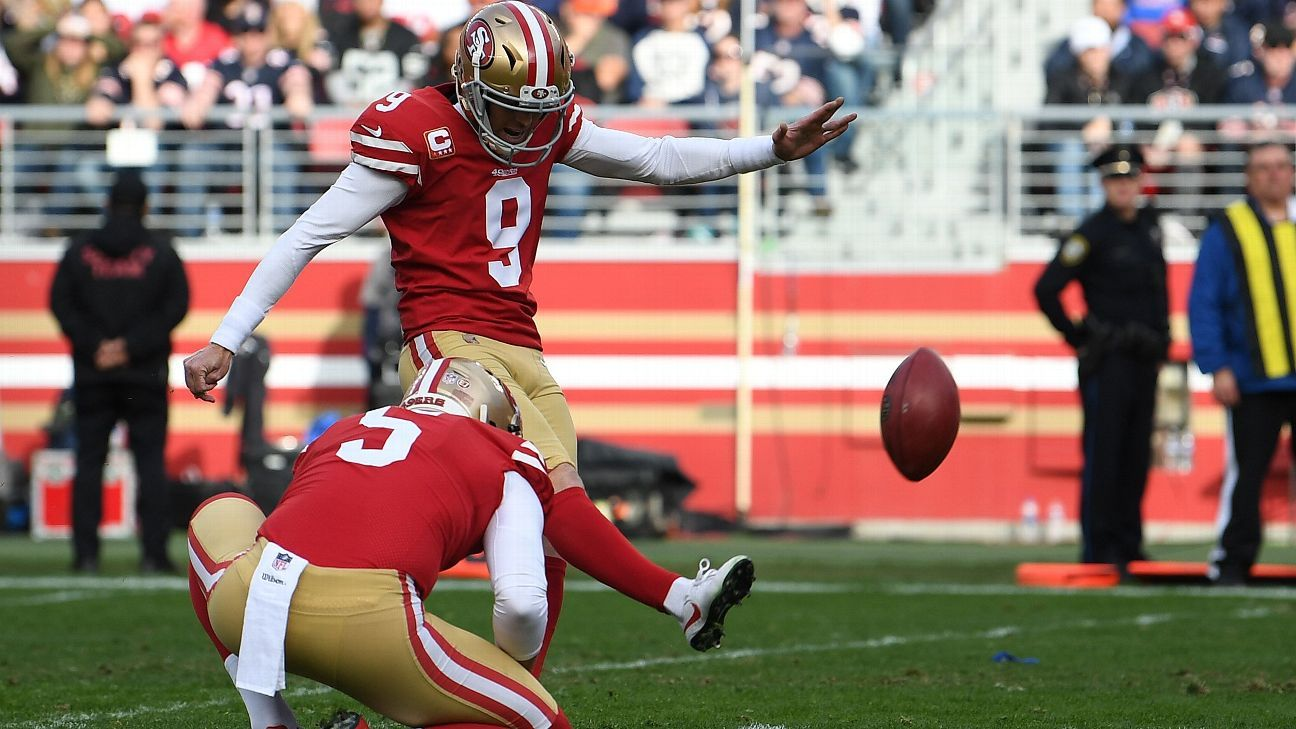 Kicker Robbie Gould has pulled his contract proposal from the Niners and said that he wants a trade.