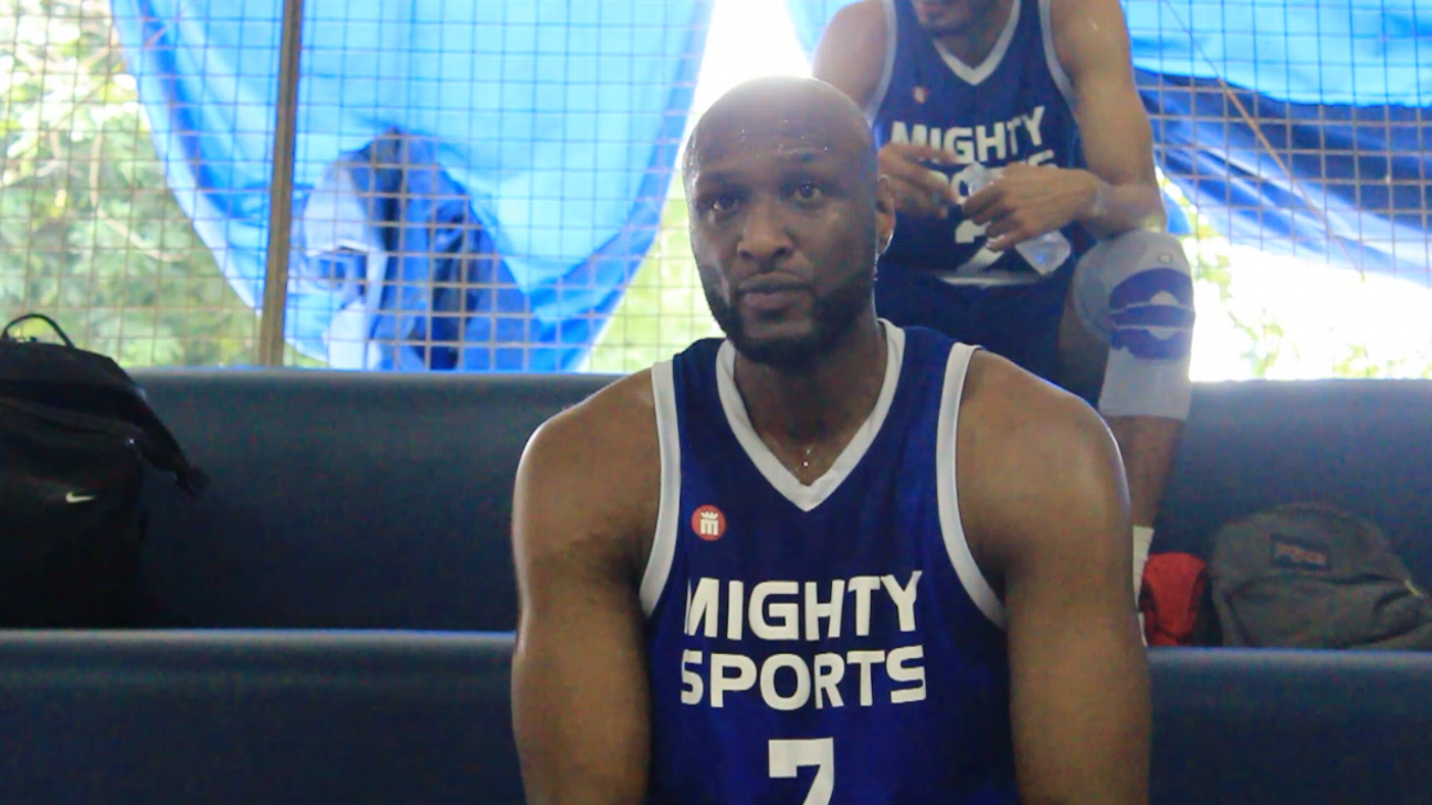 Lamar Odom s Mighty Sports debut a hit in Dubai thanks to Justin Brownlee e00ed1c77