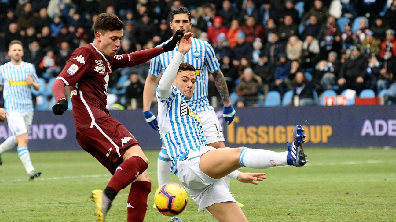 SPAL vs. Torino - Football Match Report - February 3, 2019 - ESPN