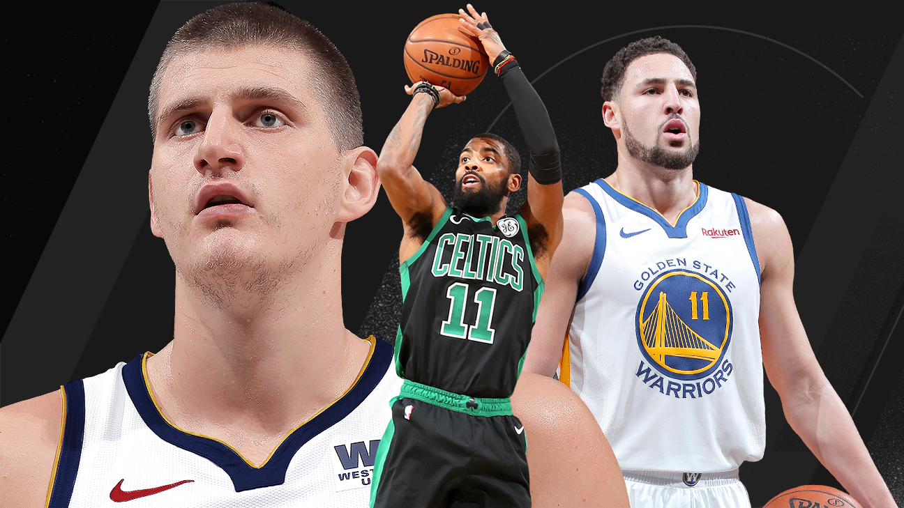 cce401ebb6f933 NBA Power Rankings - Rising Celtics enter the top five