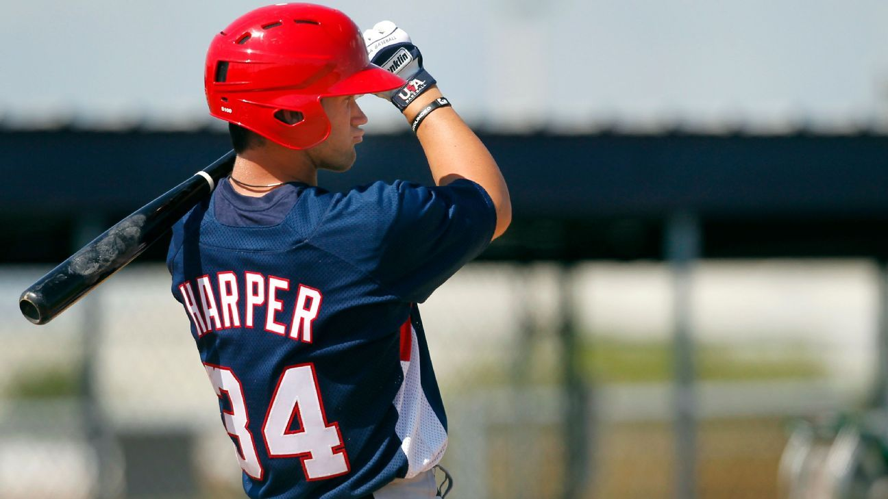 Baseball's LeBron? How we were right -- and wrong -- about $330M man Bryce Harper