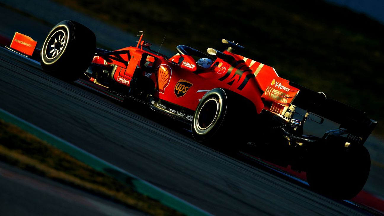 Should Ferrari's rivals be worried by Sebastian Vettel's strong start?