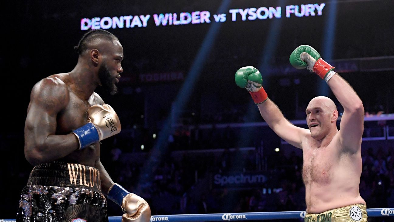 What Fury's deal with Top Rank, ESPN means for the heavyweight division