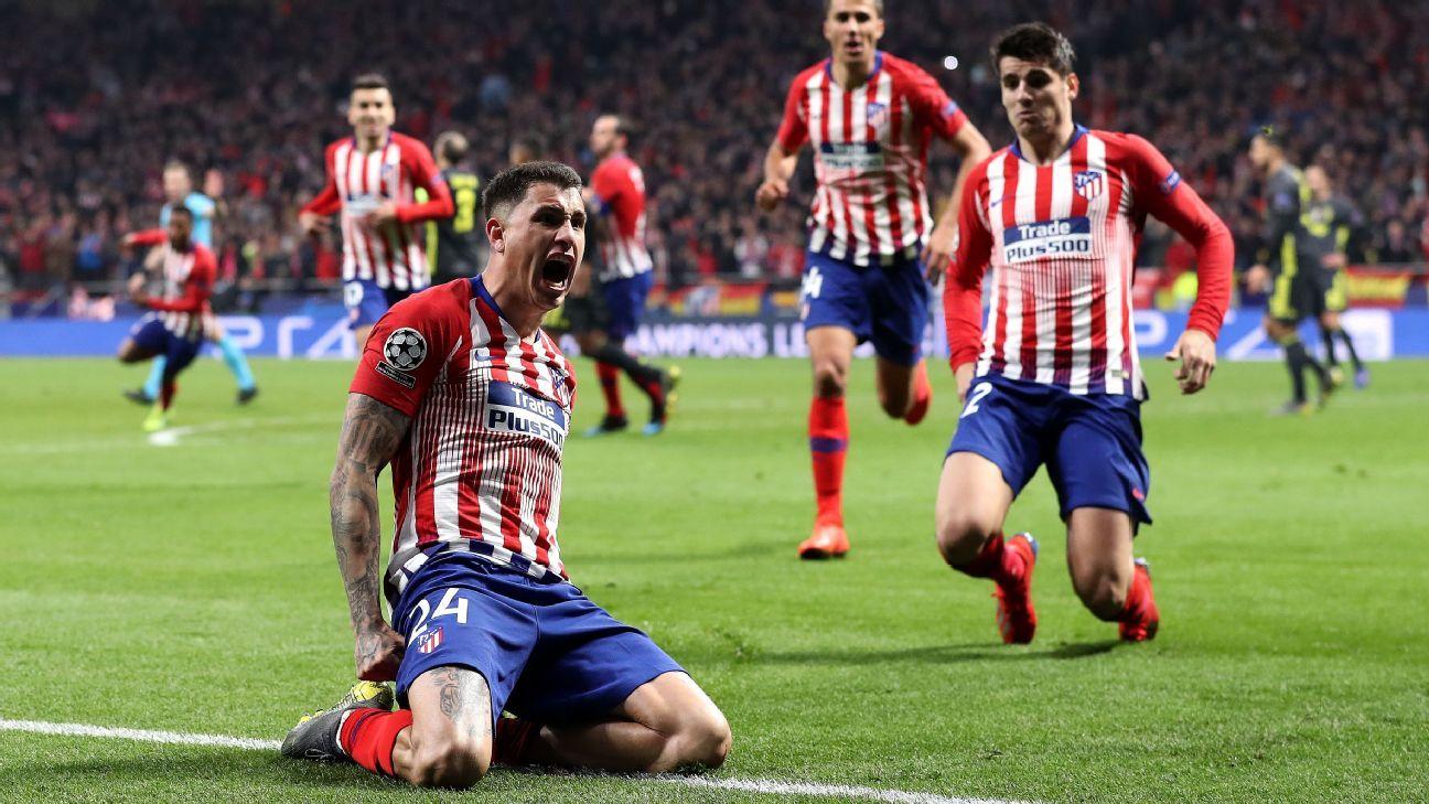 Juve Atletico Madrid