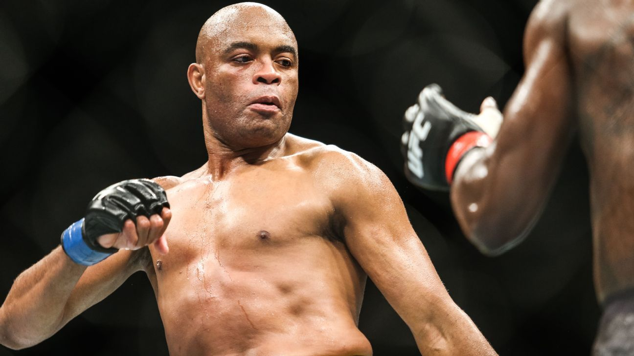 Anderson Silva to face Jared Cannonier on May 11 in Brazil