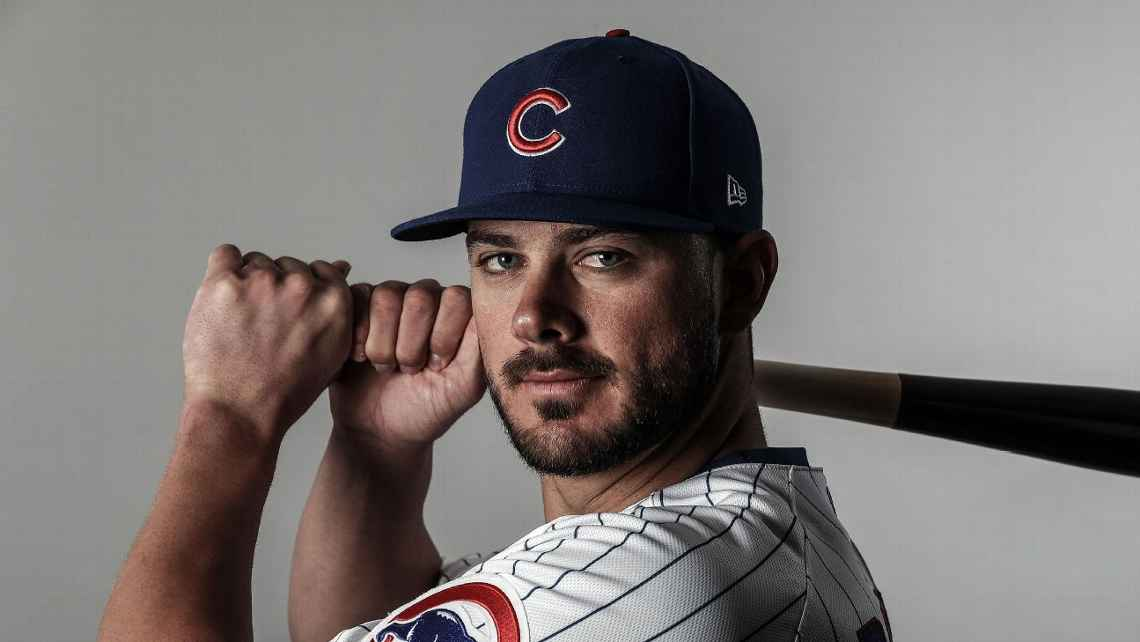 Kris Bryant. Getty Images Jamie Squire f37fe7aaaa8