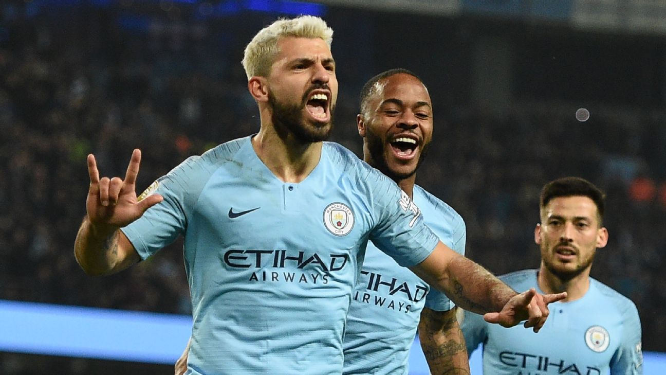 Aguero s patience pays off in 7 10 showing as Man City hold on for nervy  1-0 win bf85f6b606585