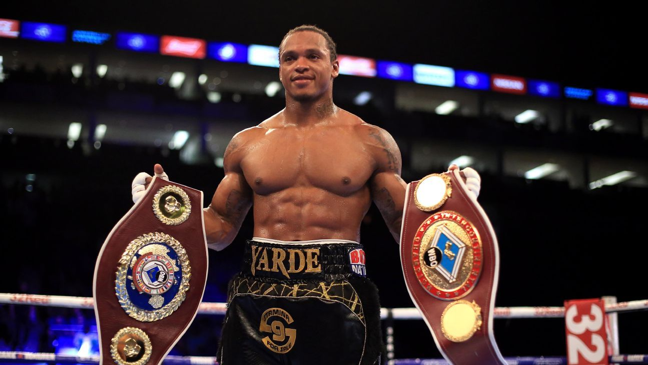 Anthony Yarde versus Travis Reeves on ESPN+ How to watch