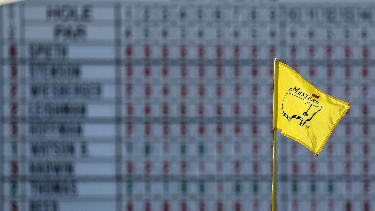 Everything you need to know exactly one month from the Masters