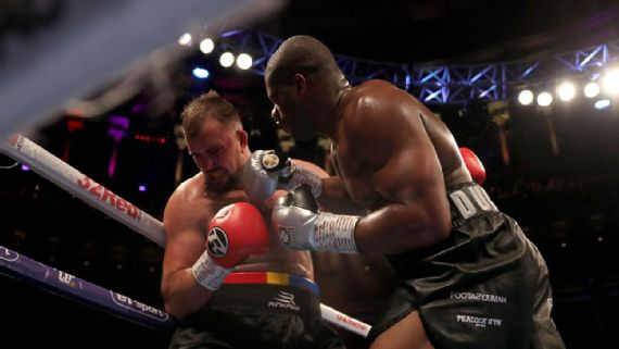 Yarde inches closer to Kovalev with win in London