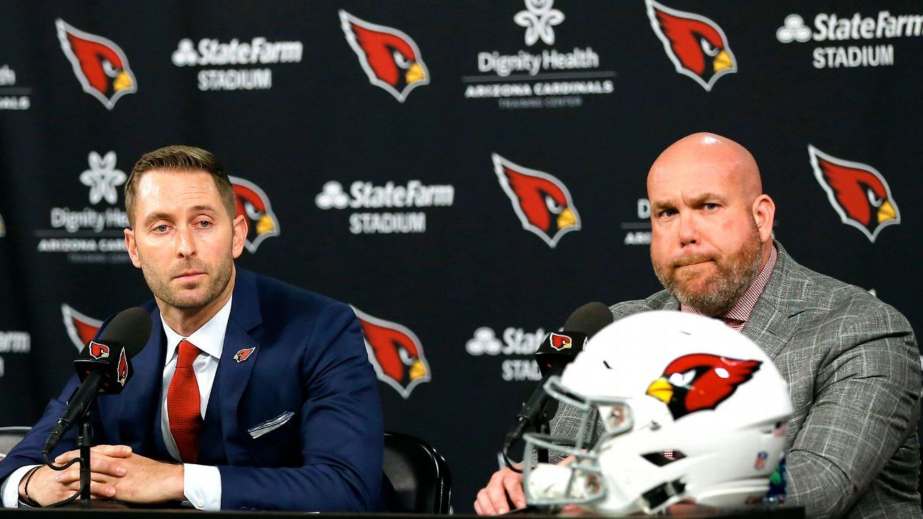 The Cardinals say they are still deciding what they will do with the top pick in the draft.