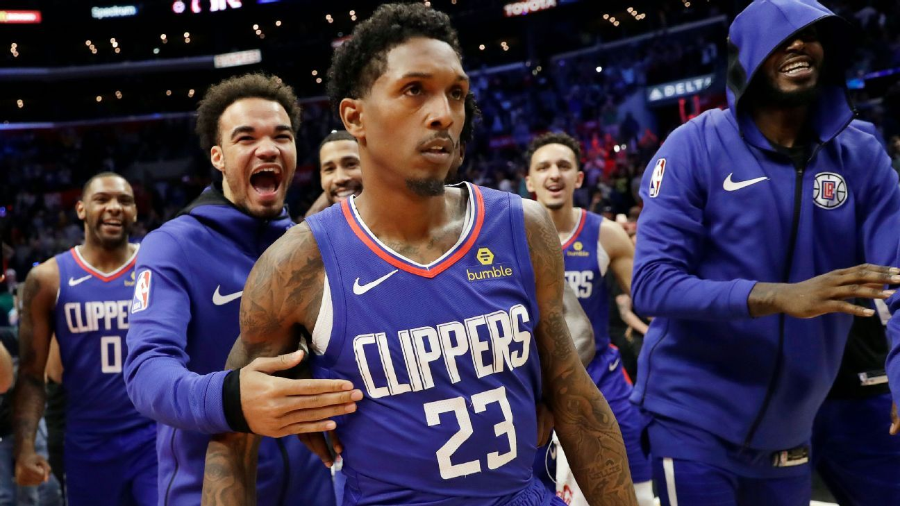 3574046cc12 Lou lifts Clippers with first career buzzer-beater