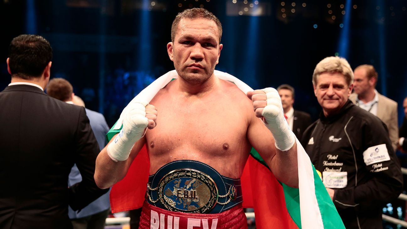 Pulev vs. Dinu: How to watch the fight on ESPN