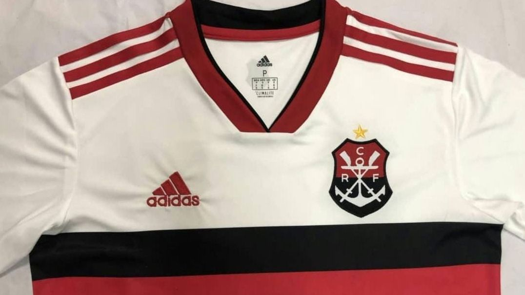 3f8fac675 Flamengo  Nova camisa 2