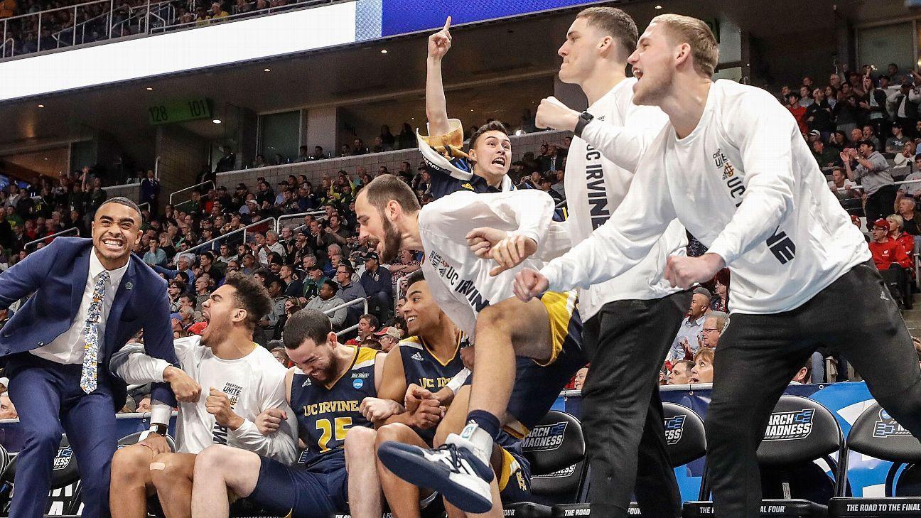 Meet UC Irvine, California's top college basketball team