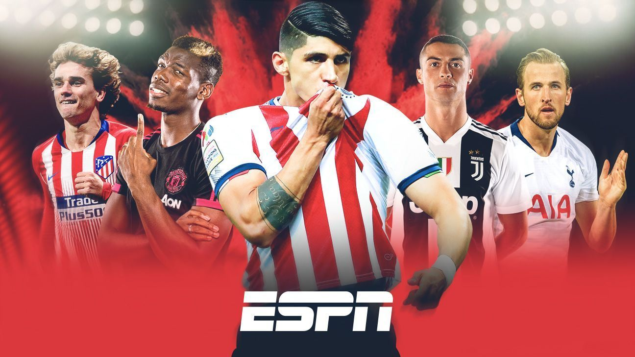 Calendario De International Champions Cup 2019.Chivas Participara En La International Champions Cup