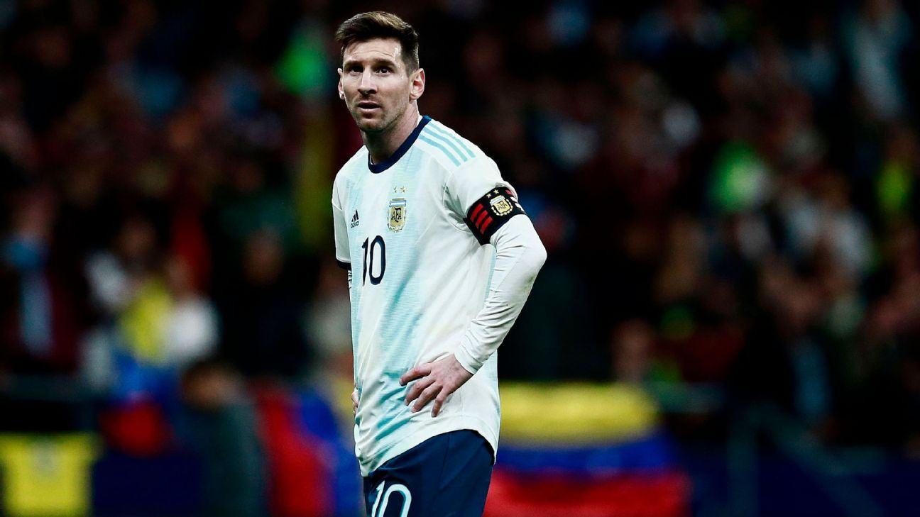 Lionel Messi takes precautionary leave after losing Argentina return