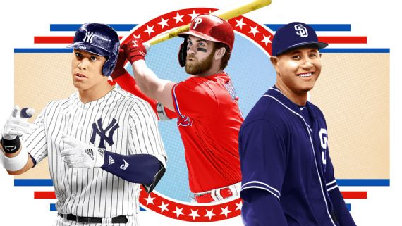 2019 MLB season preview -- Predictions, rankings and more