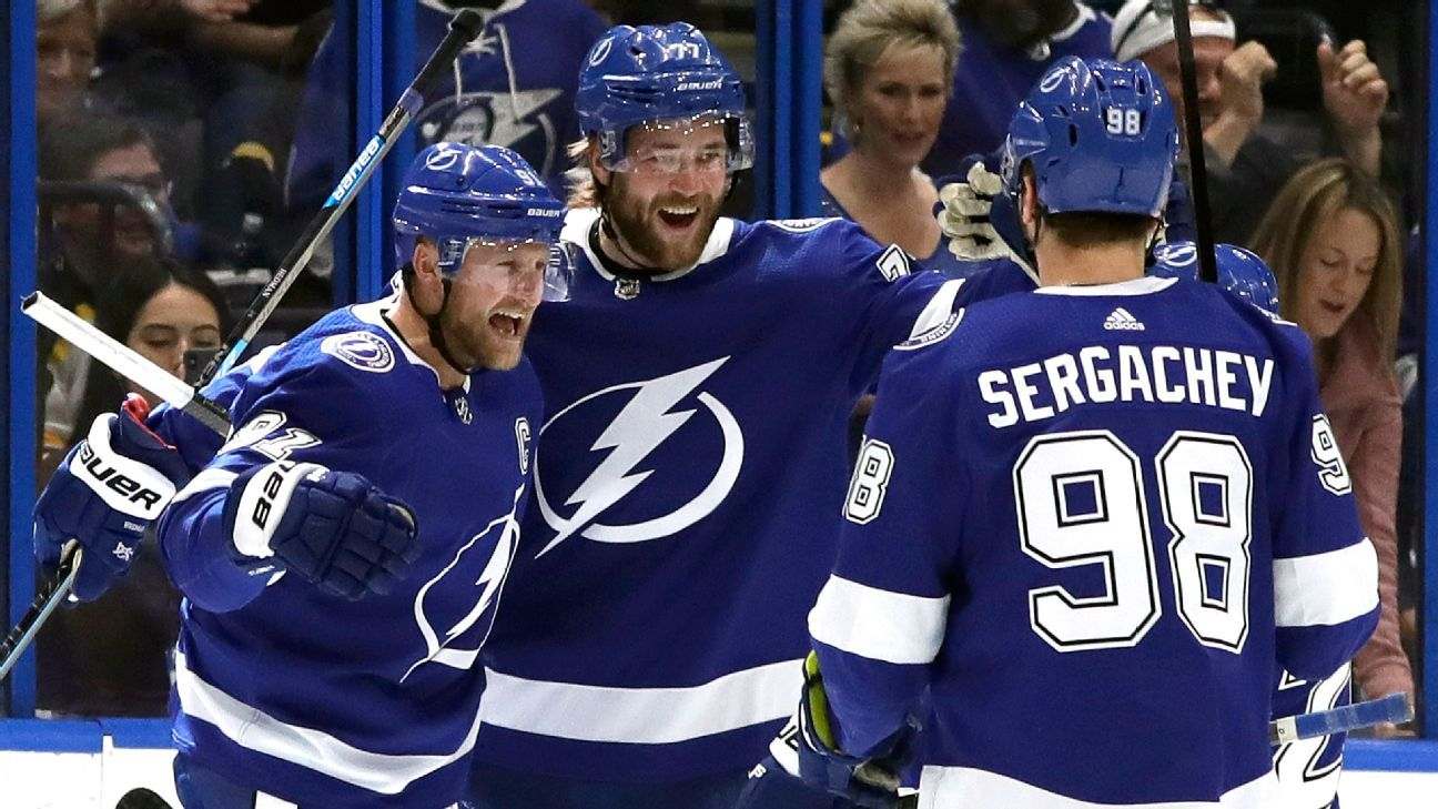 Tampa Bay Lightning by the numbers: How bonkers was the 2018-19 season?