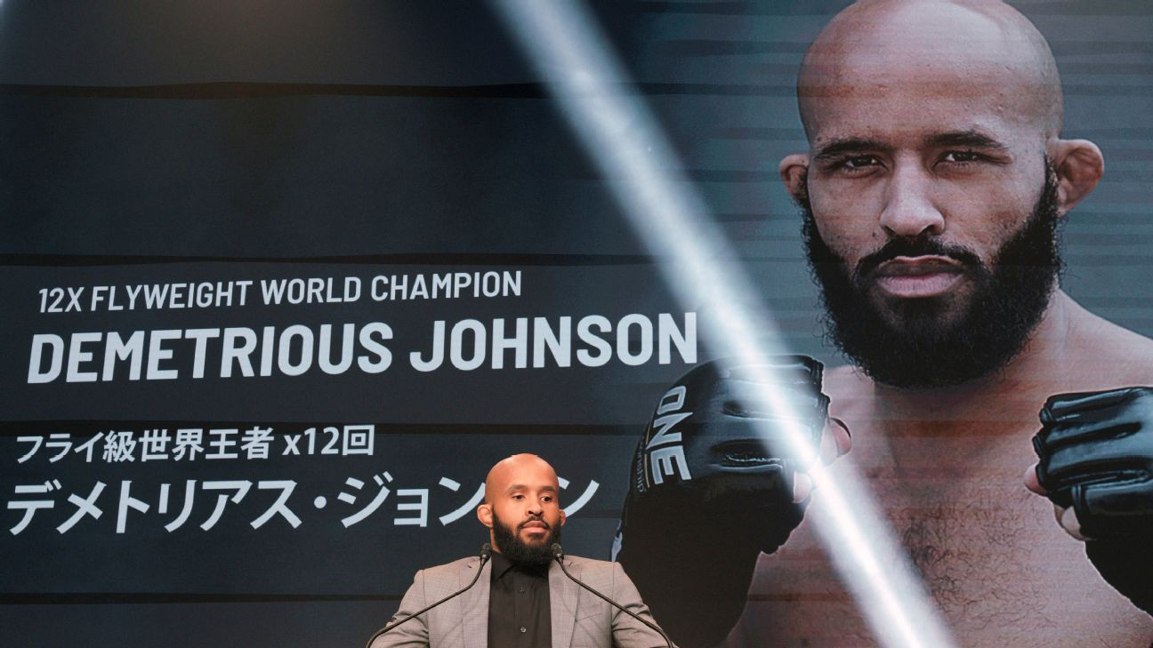 Demetrious Johnson beats Danny Kingad to win ONE flyweight GP