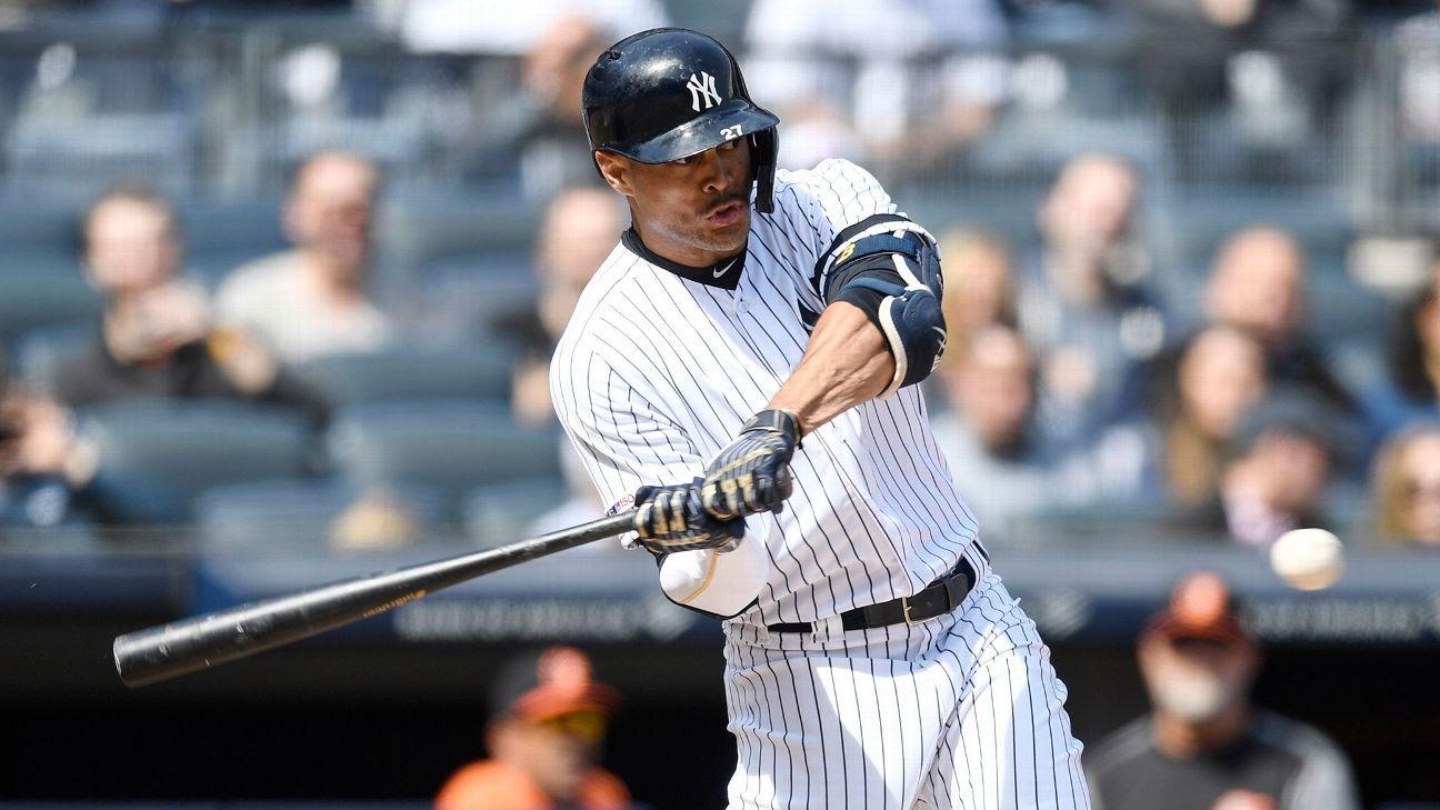 Yanks shut down rehabbing Stanton for 7-10 days