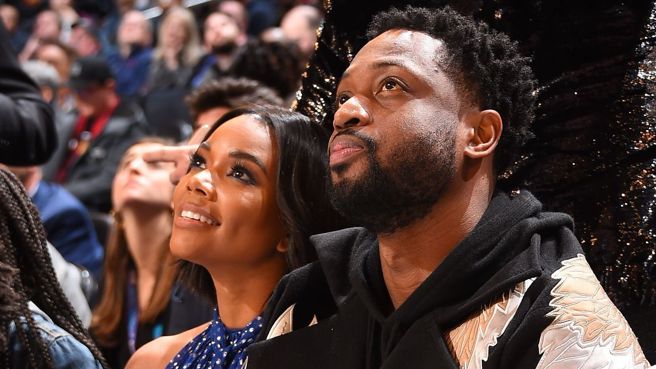 f34ab7cbf688 Dwyane Wade and Gabrielle Union on D-Wade s post-retirement life