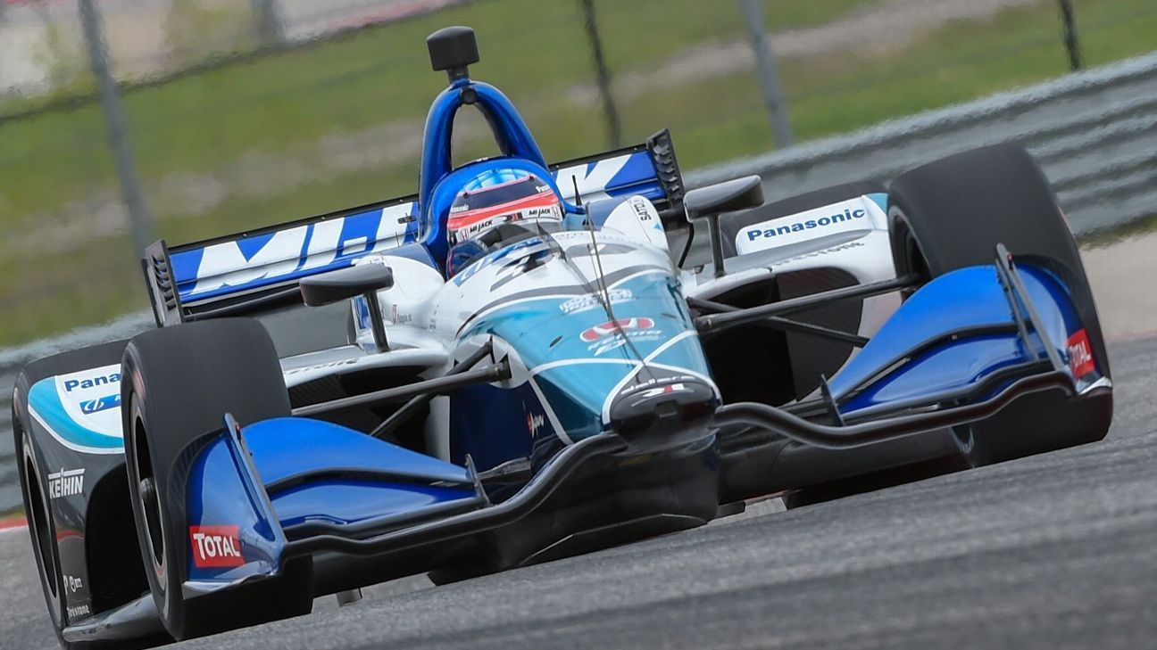 Sato back with Rahal; Herta joining Andretti