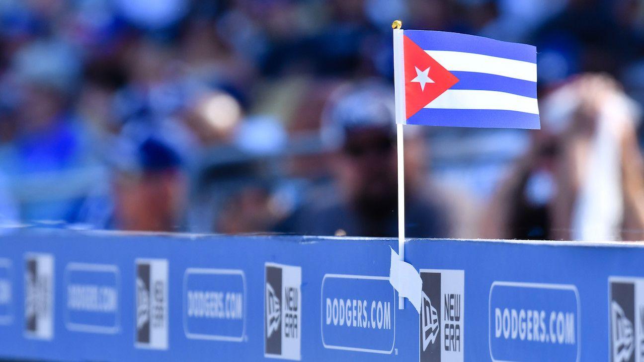 Seis peloteros abandonan selección cubana de béisbol en Mundial Sub23